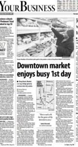 News & Record 3.21.13 Business page